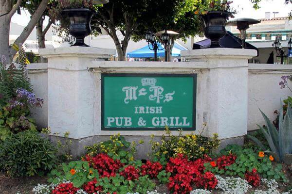 McP's Irish Pub & Grill