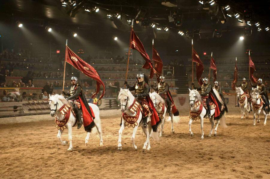 Medieval Times is more than the nation's #1 and longest running dinner attraction - it's a living link to the past where the glory, chivalry and valor of old burst to life in 5/5(1).