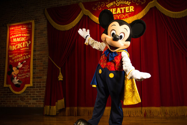 Mickey Mouse at Town Square Theater