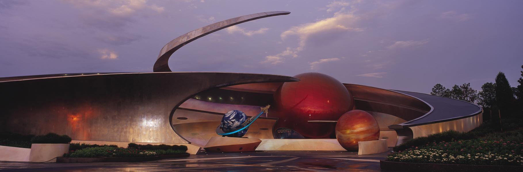 Mission: SPACE Orange, Epcot   Disney Discount Tickets ...