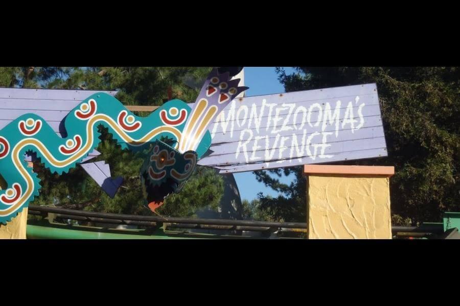 Montezooma's Revenge