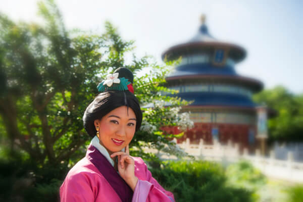 Mulan in China