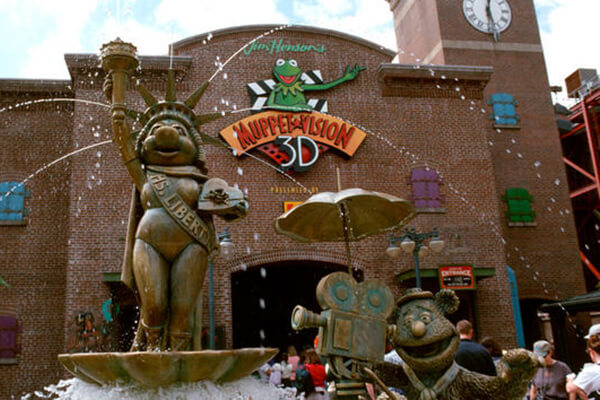 Disney Hollywood Studios Muppets