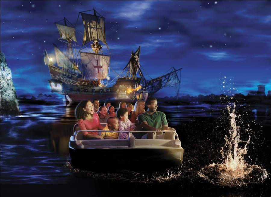 Pirates of the Caribbean | Disney Discount Tickets ...