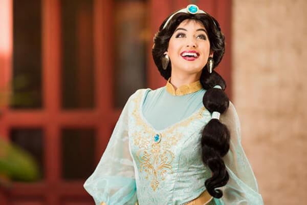 Princess Jasmine in Morocco