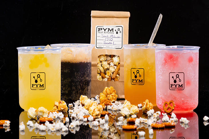 Pym Tasting Lab