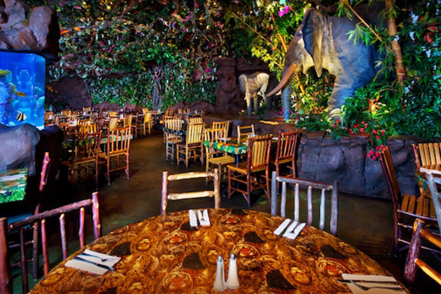 Rainforest Cafe® at Disney's Animal Kingdom