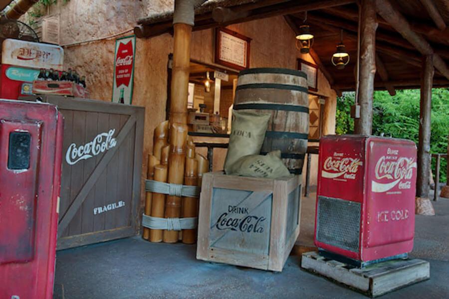 Refreshment Outpost