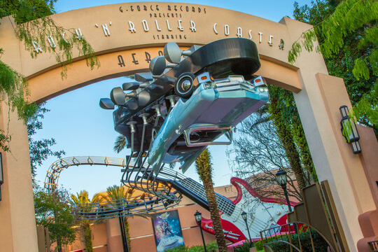 Rock 'n Roller Coaster® Starring Aerosmith