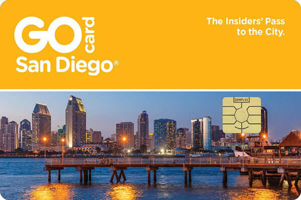Go San Diego Multi Attraction Pass