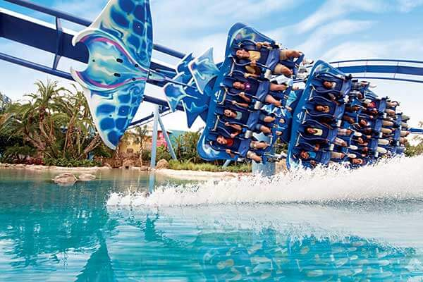 SeaWorld® Orlando Park Plan