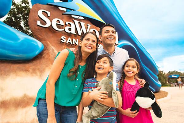 SeaWorld® San Antonio