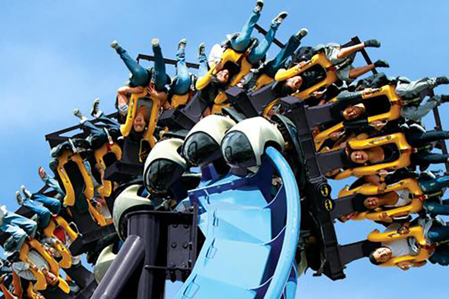 Image result for Magic Mountain images