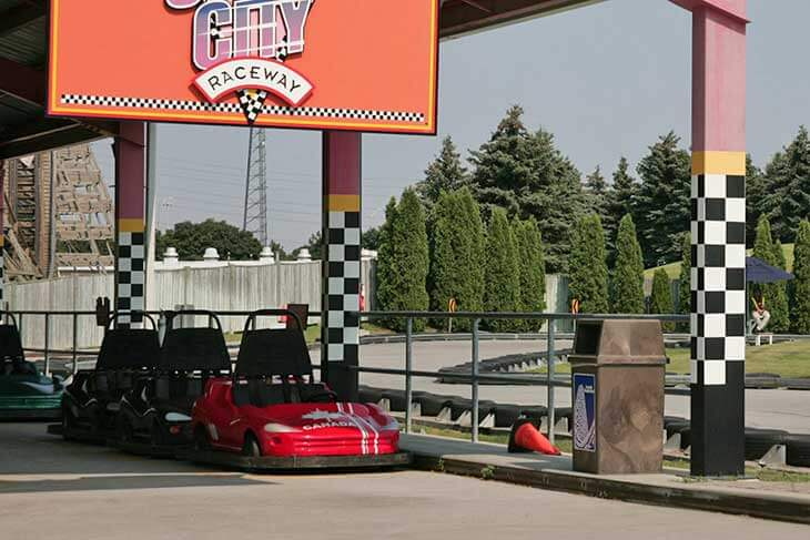 Speed City Raceway