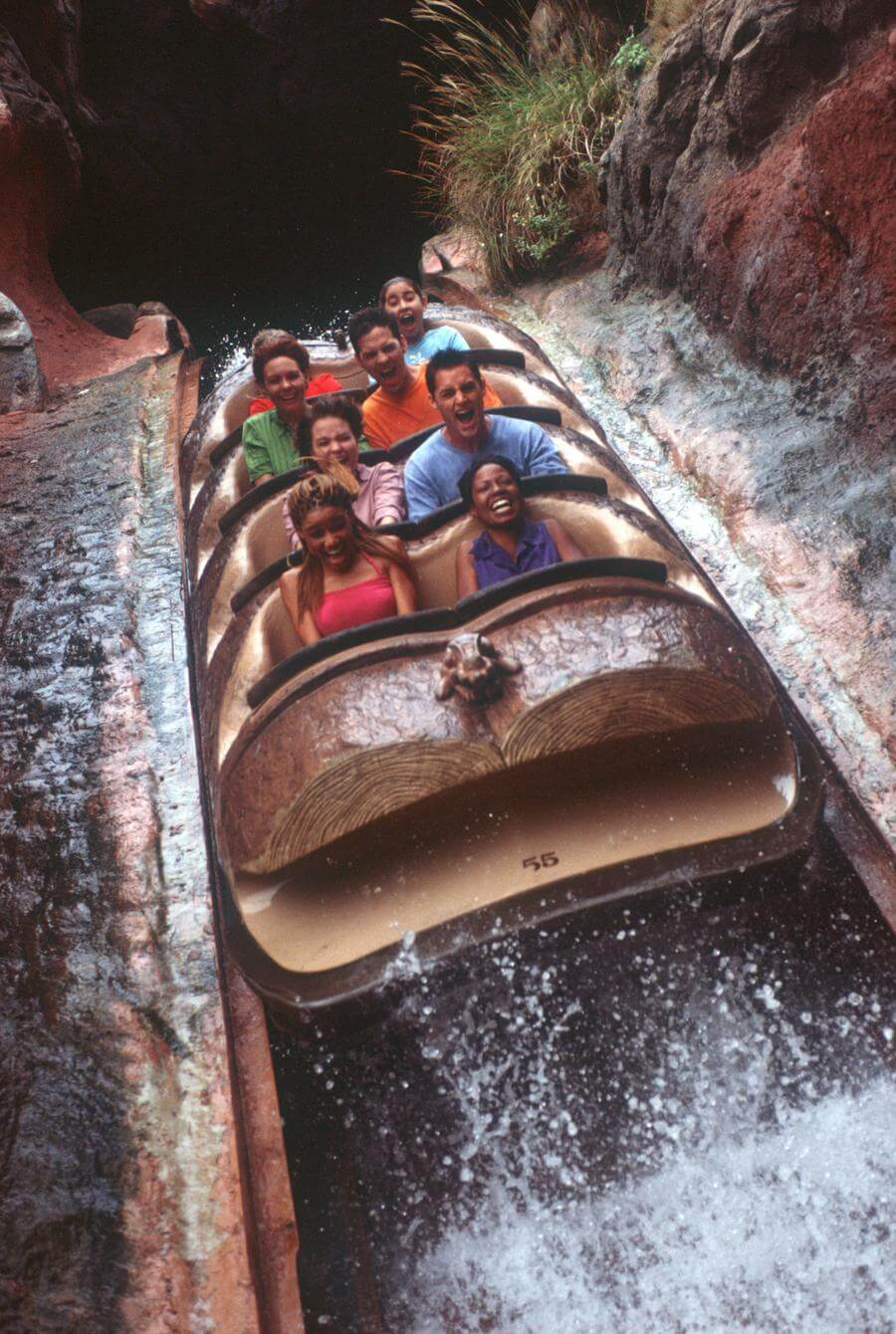 Splash Mountain® Attraction