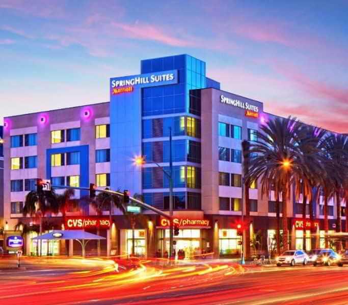 Springhill Suites Anaheim Resort Convention Center Los