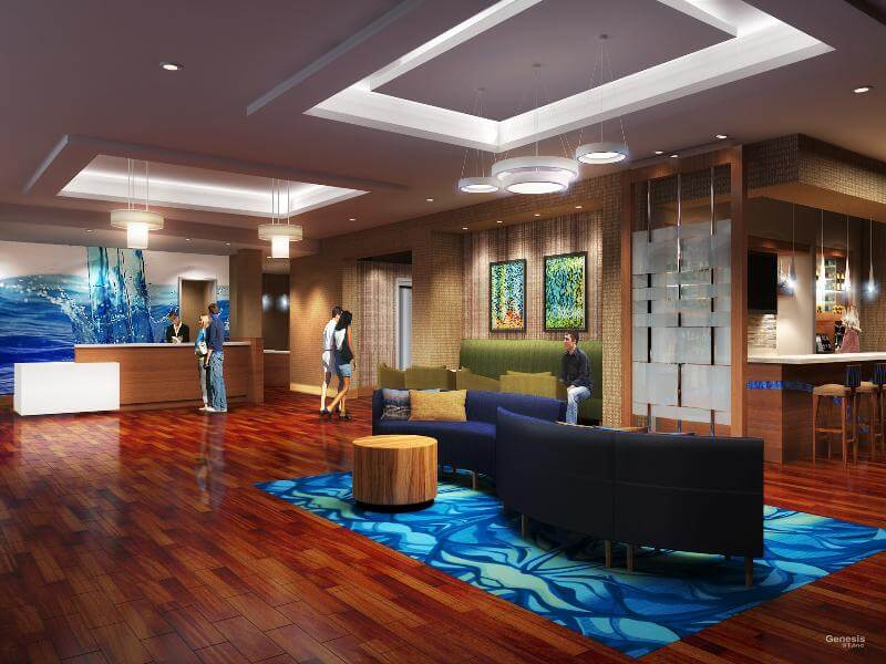 Springhill suites orlando at flamingo crossings orlando - Springhill suites winter garden fl ...