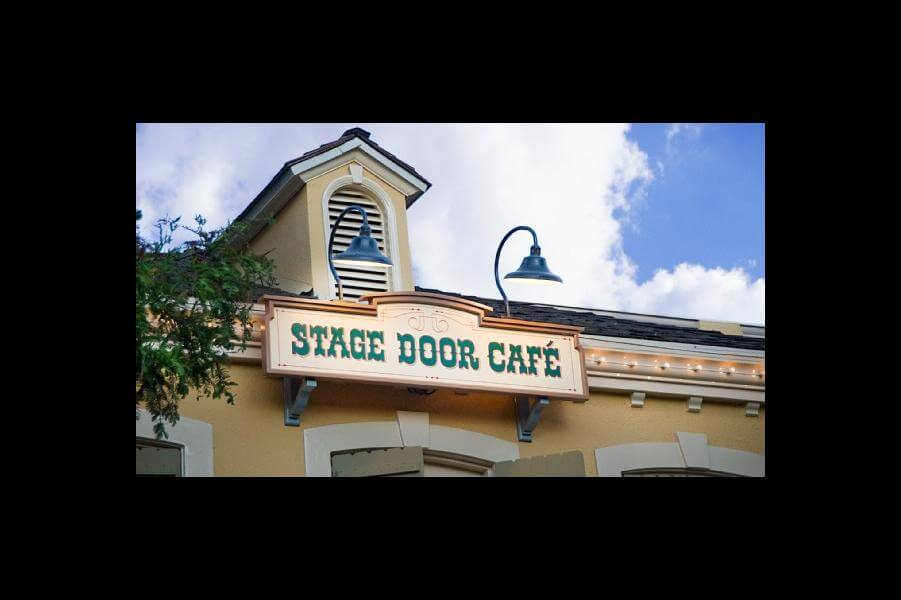 Stage Door Café