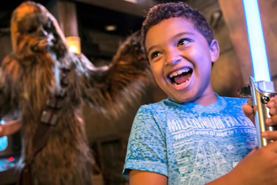 Star Wars Photo Opportunities