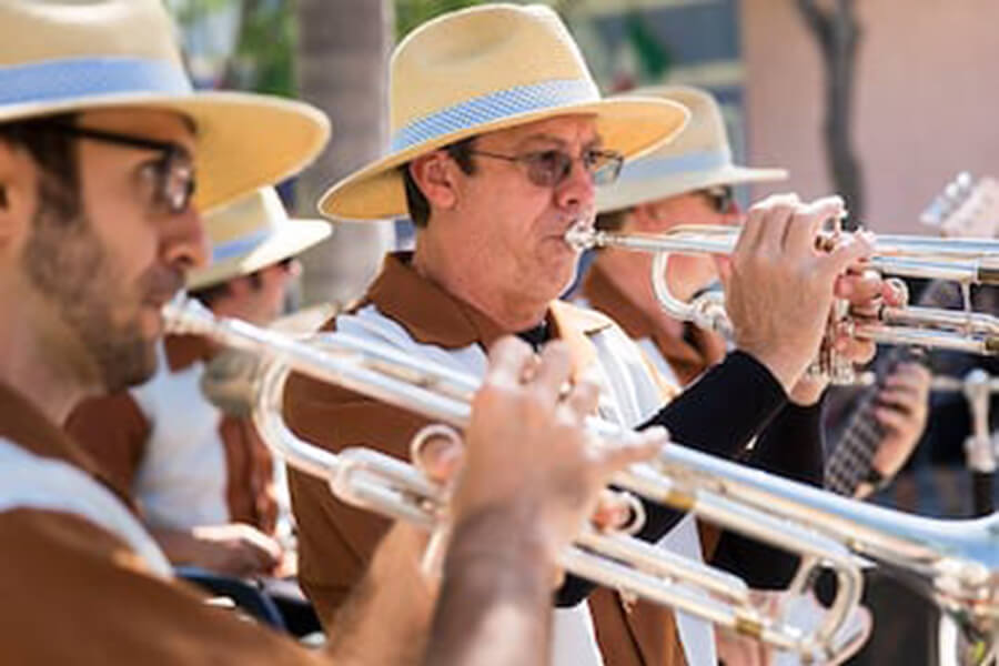 Studio Brass Band