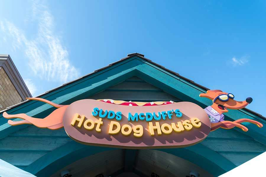 Suds McDuff's Hot Dogs