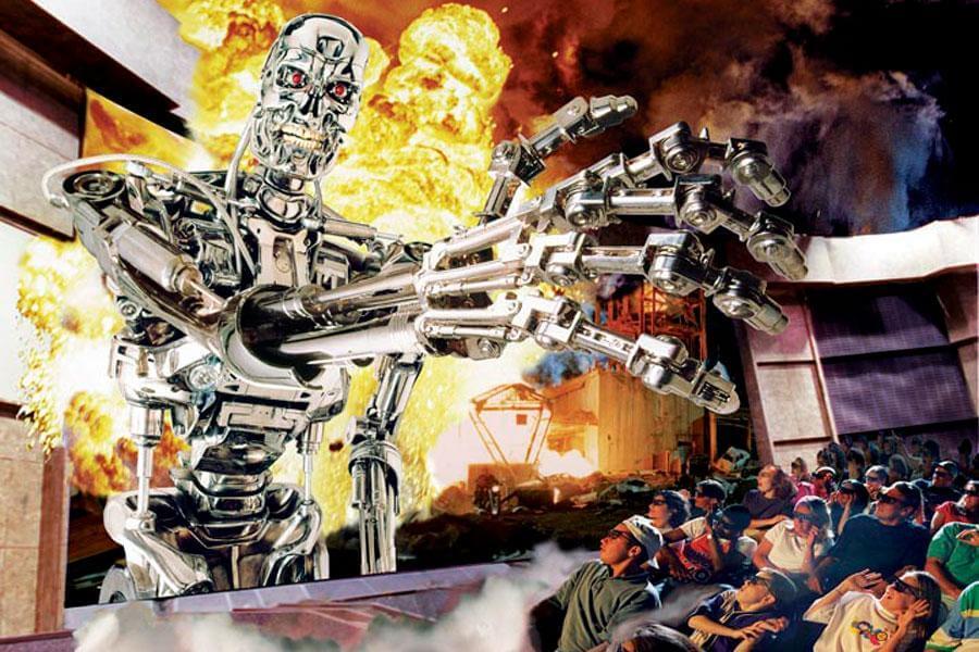 Terminator 2®: 3D
