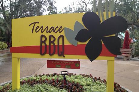 Terrace BBQ