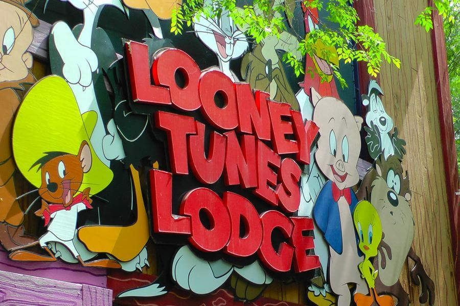 The Looney Tunes Lodge