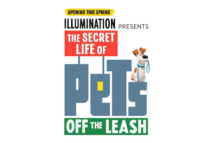 The Secret Life of Pets: Off the Leash (Opening 2021)