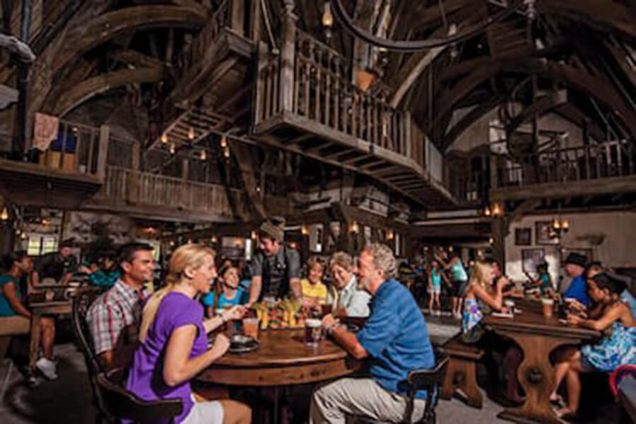 Three Broomsticks™