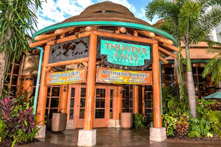 Thunder Falls Terrace™