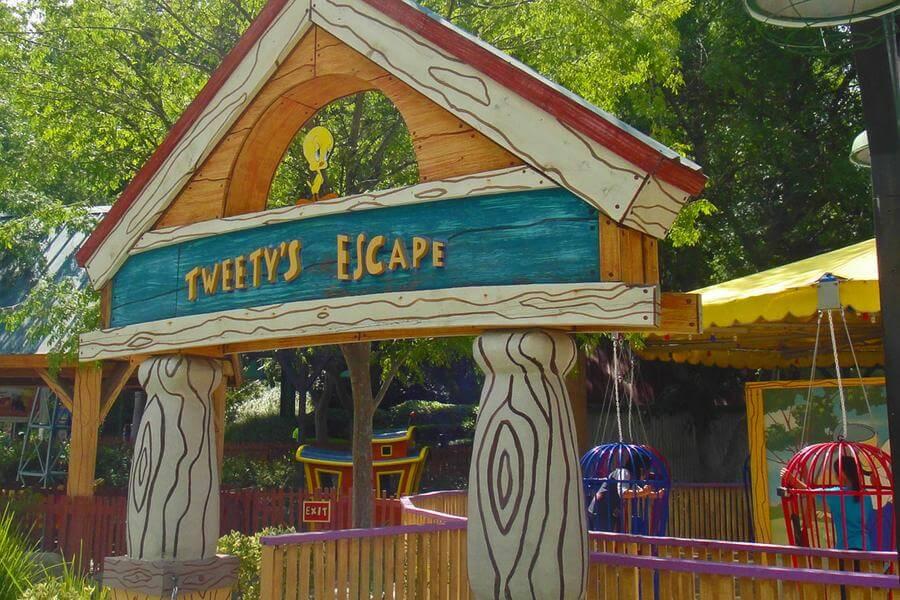Tweety's Escape