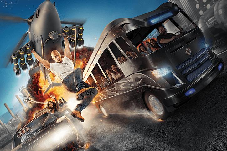 Universal Studios 1-Day Plan