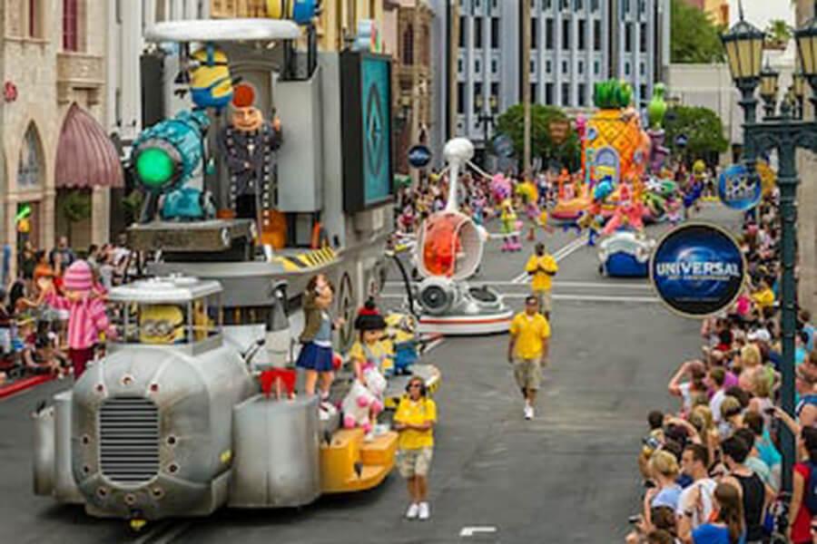 Universal's Superstar Parade™