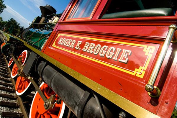 Walt Disney World® Railroad (Fantasyland)