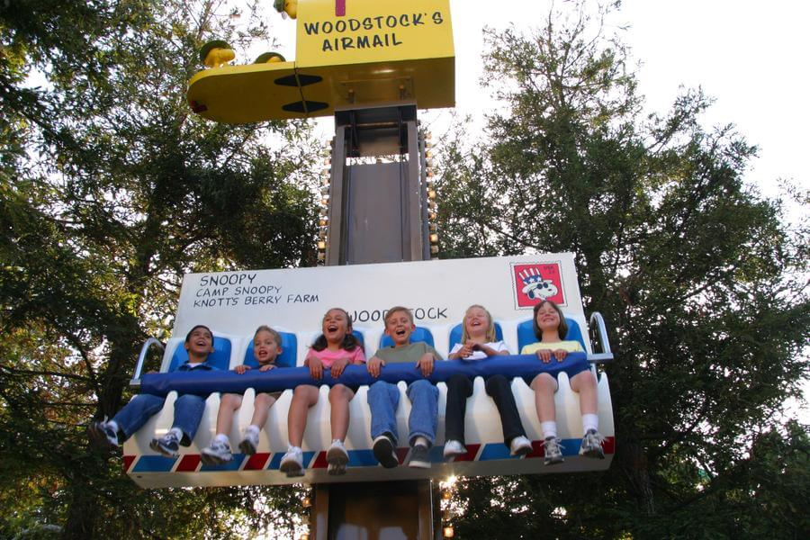 Woodstock's Airmail