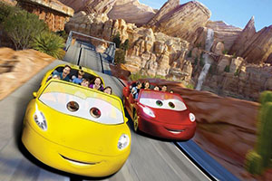 Disney California Adventure® Park 1-Day