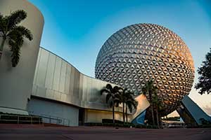Epcot® 1-Day Without FastPass+ or Characters