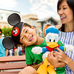 Combine these select Disneyland and Universal Studios Hollywood tickets for EXTRA $5 OFF each combo an EXTRA $5 OFF each combo!