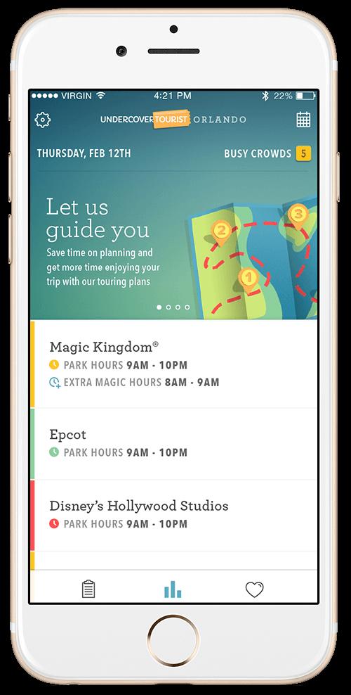 Orlando Planning App