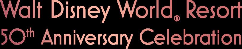Walt Disney World Resort 50th Anniversary Celebration