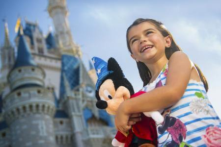 1-Day Magic Your Way Ticket - Peak (Epcot or Disney's Hollywood Studios or Disney's Animal Kingdom)