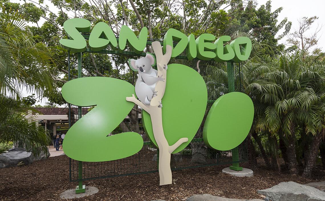 San Diego Zoo: Kids FREE October PROMO 1-Day Pass