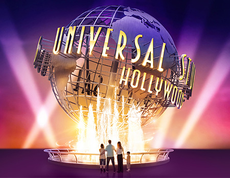 2017 NON-PEAK Universal Studios Hollywood General Admission