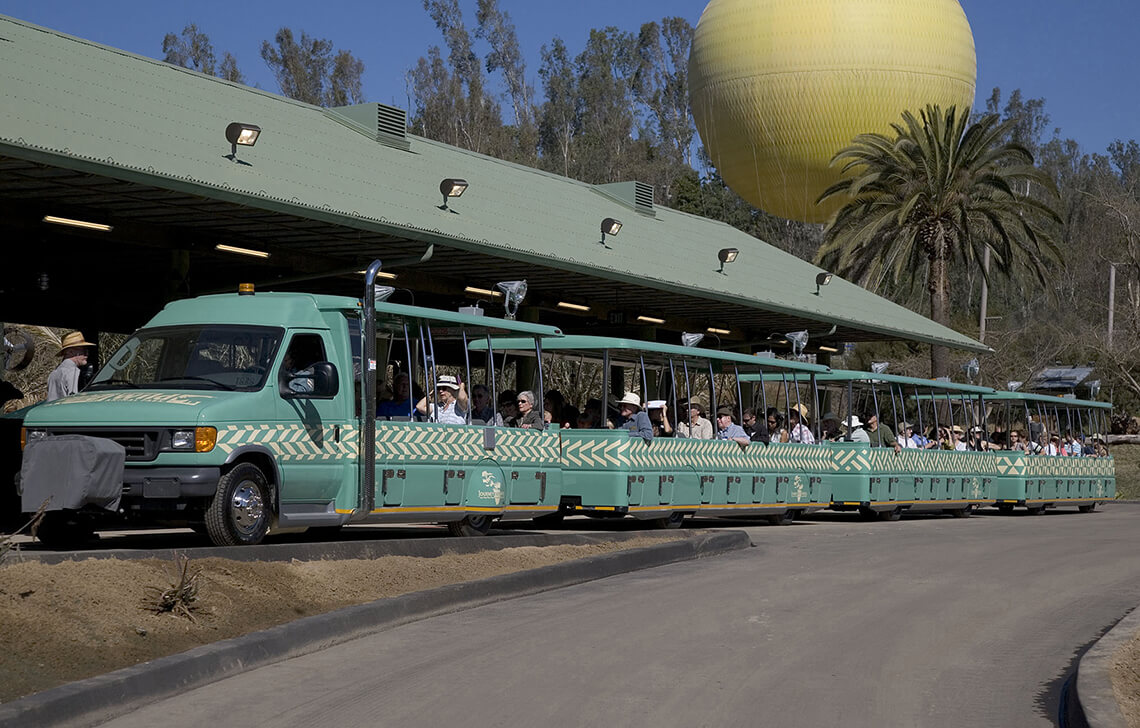 San Diego Zoo Safari Park: 1-Day Pass