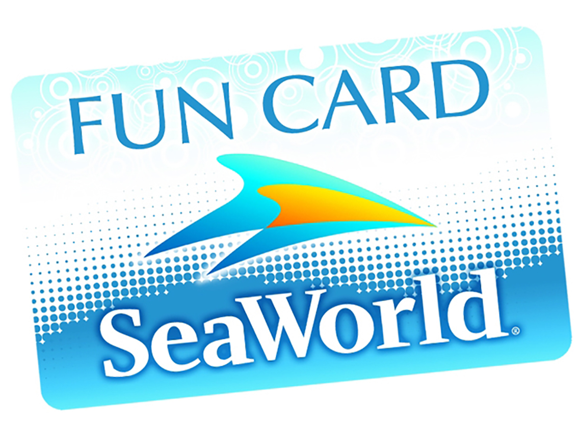 SeaWorld Orlando 2017 Fun Card