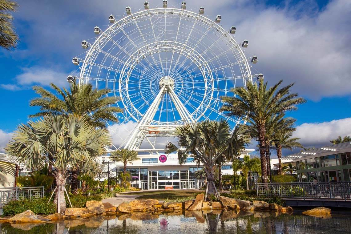 4 ATTRACTION COMBO: LEGOLAND® Florida + The Orlando Eye, Sealife Aquarium, and Madame Tussauds Attraction Tickets
