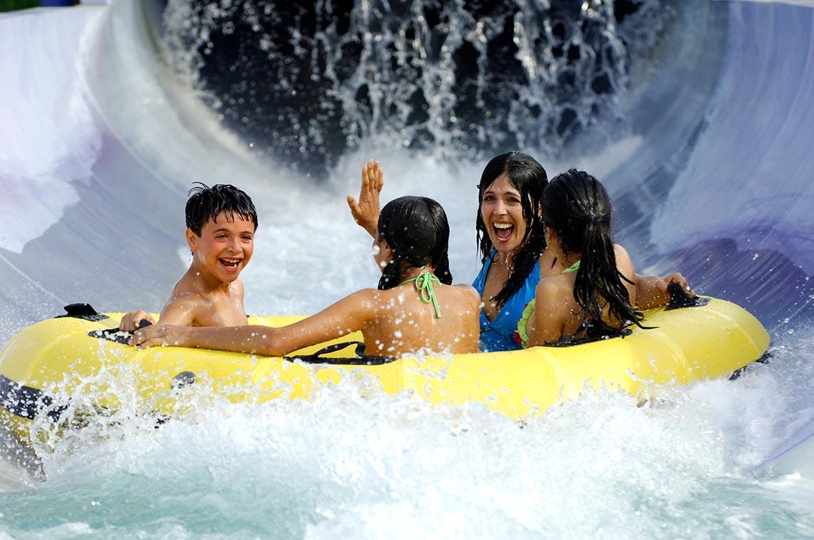 Adventure Island - One Visit