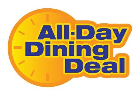 SeaWorld Orlando - All Day Dining