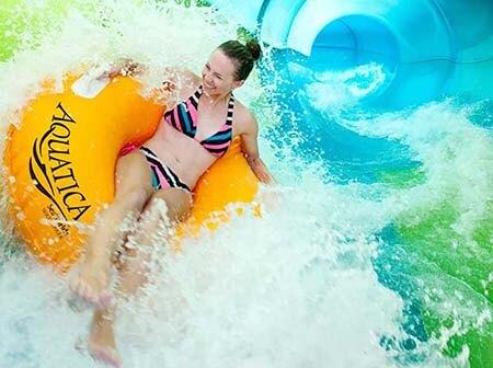 Aquatica Orlando Water Park Single Day Ticket (PROMO)